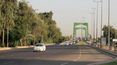 بغداد-الأمن-يمنع-محتجين-من-الوصول-إلى-المنطقة-الخضراء