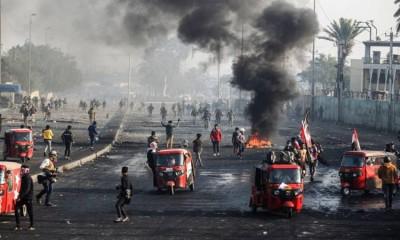 قوى-الاحتجاجات-العراقية-تعلن-موقفها-من-الانتخابات-المبكرة