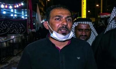 مقتل-أحد-منظمي-الاحتجاجات-المناهضة-للحكومة-يثير-صدمة-في-العراق