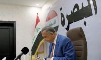سكان-البصرة-يستقبلون-الكاظمي-بتظاهرات-تطالب-بالخدمات-وفرص-العمل