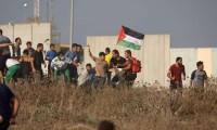 """مراكز-حقوقية-تتهم-قوات-الاحتلال-باستخدام-""""القوة-المفرطة-والمميتة""""-ضد-المتظاهرين-شرق-غزة"""