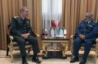 رئيسا-أركان-الجيشين-التركي-والقطري-يجتمعان-في-إسطنبول