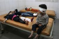 مقتل-10-مدنيين-بينهم-6-أطفال-بغارات-للنظام-على-الغوطة