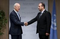 المعارضة-السورية-تصر-على-مناقشة-مصير-الأسد-في-جنيف
