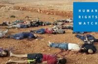 رايتس-ووتش-توثق-شهادات-أهالي-ضحايا-الإعدام-الجماعي-بليبيا