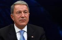 هكذا-علق-وزير-الدفاع-التركي-على-لقائه-بنظيره-الأمريكي