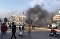 مقتل-متظاهرين-في-العراق..-واعتصام-بغداد-يتجدد