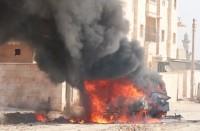 توتر-مستمر-في-مناطق-المعارضة..-انفجاران-بريف-حلب-الشمالي