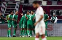 منتخب-العراق-يهزم-الإمارات-بثنائية-وينقض-على-الصدارة-