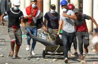 قتيل-ببغداد-وارتفاع-حصيلة-الإصابات-إلى-23-بين-المتظاهرين
