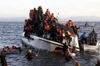 غرق-25-مهاجرا-على-الأقل-قرب-ساحل-بتركي