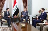 عبد-المهدي-يبحث-مع-سفراء-3-دول-انسحاب-القوات-الأجنبية