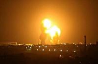 صرخات-جنود-عراقيين-خلال-قصف-إيران-لقاعدة-عين-الأسد