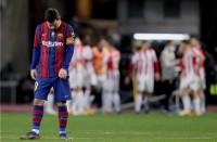 برشلونة-يخسر-لقب-السوبر-وميسي-يخرج-بالبطاقة-الحمراء