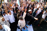 جاكرتا:-تظاهرة-أمام-السفارة-الأمريكية-احتجاجا-على-قرار-ترامب