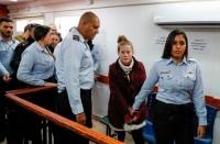 الاحتلال-يقرر-تمديد-اعتقال-الطفلة-عهد-التميمي