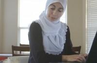 طرد-مسلمة-من-عملها-في-أمريكا-بسبب-إسرائيل