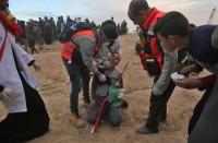عشرات-الإصابات-باعتداء-قوات-الاحتلال-على-المتظاهرين-بغزة