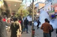 احتجاجات-بمحافظة-عراقية-على-تأخير-الرواتب-والأمن-يتدخل
