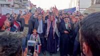 ساحة-الحبوبي-تنافس-«التحرير»-في-إدامة-زخم-الاحتجاجات