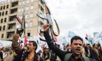"""الحوثيون-يعلنون-إسقاط-طائرة-""""تجسسية-أمريكية""""-في-مأرب-اليمنية"""