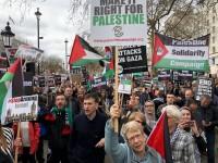 فعاليات-بلندن-تأييدا-لمسيرة-العودة-وتنديدا-بجرائم-الاحتلال