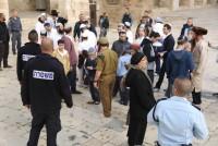 مستوطنون-يهود-يطالبون-بـتأجيل-صلاة-عيد-الأضحى-في-الأقصى