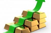 الذهب-يصعد-مع-تراجع-الدولار-وخسائر-البورصات-العالمية