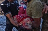 المرصد-السوري-يوثق-مقتل-3400-طفل-بغارات-روسيا-والأسد