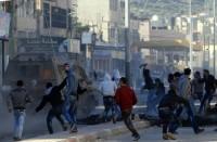 شهيد-فلسطيني-وعشرة-مصابين-بمواجهات-في-القدس