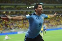 سواريز-يحرم-البرازيل-من-الفوز-في-تصفيات-المونديال