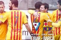 برشلونة-يسحق-إيبار-برباعية-ويواصل-زحفه-نحو-اللقب