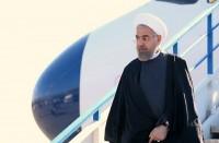 روحاني-يصل-بغداد-في-أول-زيارة-لرئيس-إيراني-منذ-2013