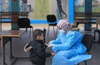 الاحتلال-يسمح-بدخول-لوازم-محدودة-لفحص-كورونا-بغزة