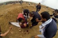 استشهاد-طفل-متأثرا-بجراحه-بعد-إصابته-برصاص-الاحتلال-بغزة