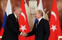 أردوغان-يتجه-لموسكو-للقاء-بوتين-بعد-تصعيد-النظام-بسوريا