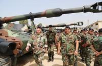 هجوم-متزامن-للجيش-اللبناني-وحزب-الله-وقوات-الأسد-على-داعش