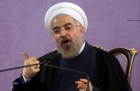 روحاني-يهاجم-ترامب-ويهدد-بالانسحاب-من-الاتفاق-النووي
