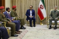 إيران-وعُمان-تتفقان-على-تعزيز-التعاون-العسكري-والدفاعي