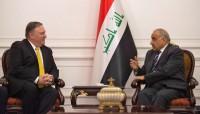 عبد-المهدي-وبومبيو-يبحثان-هاتفيا-مصير-القوات-الأجنبية-وحماية-السفارة-الأميركية