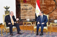 علاوي-يصل-القاهرة-في-زيارة-رسمية-للقاء-السيسي