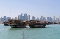 رجال-أعمال-قطريون-وأتراك-يبحثون-في-الدوحة-العلاقات-التجارية