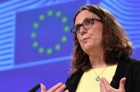 أوروبا-تعلن-تطبيق-رسوم-على-منتجات-أمريكية..-وترامب-يهدد
