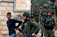 الاحتلال-يشن-حملة-اعتقالات-ومداهمات-في-مدينة-رام-الله