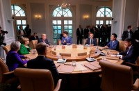 قمة-السبع..-الخلاف-التجاري-متواصل-وترامب-يطالب-بعودة-روسيا