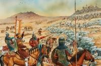الأيوبي-يختار-فلسطين-ساحة-لحربه-ضد-الفرنجة