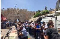 غضب-يلف-القدس-لليوم-الرابع-ودعوات-لشد-الرحال-إلى-الأقصى