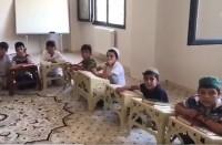 إمام-تركي-يأخذ-عهدا-من-طلابه-لنصرة-الأقصى