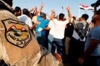 غليان-عراقي-ضد-قوات-الأمن-جراء-استهداف-المحتجين