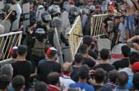 تواصل-الاحتجاجات-في-العراق..-ومقتل-متظاهر-برصاص-بدر